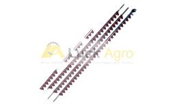 Коса жатки CL SEG/7.50м/630891 AGV (Головка 666743/сегмент 611203) CLAAS